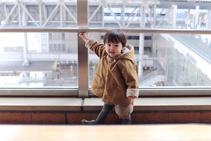 親子で楽しめる大阪駅周辺のお気に入りスポット