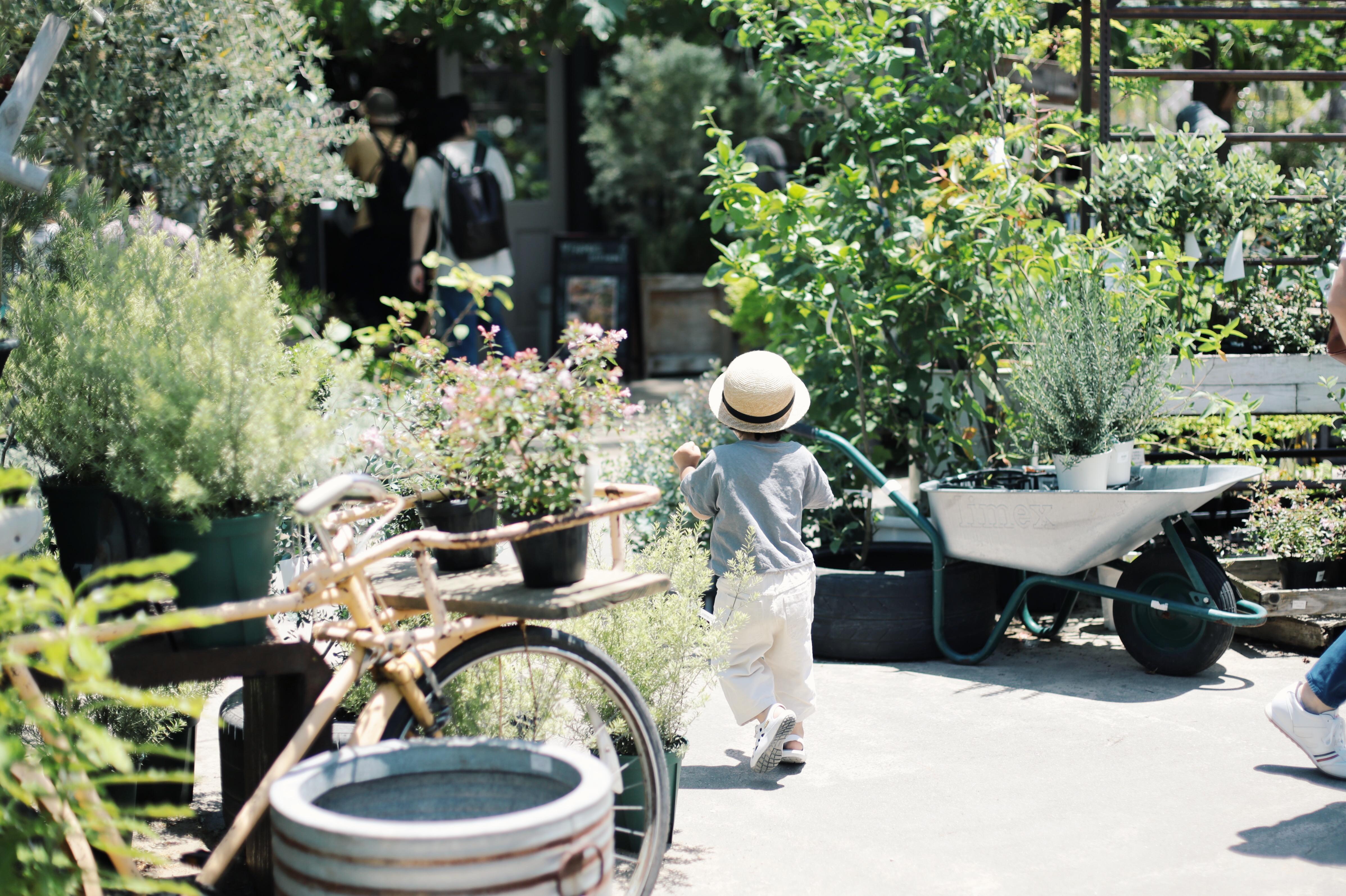 Garden Centre: 家族で楽しめる植物のテーマパーク「ザファームユニバーサル